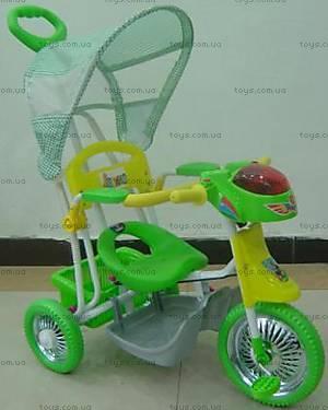 Велосипед «Комфорт», зеленый, 300-1