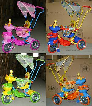 Велосипед Lider Kids красный, WS833B