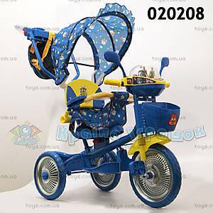 Велосипед «Музыкальный», 020208