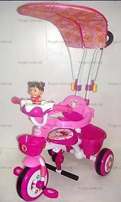 Велосипед музыкальный «Кукла», 406
