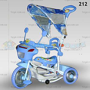 Велосипед музыкальный «Львенок и Черепаха», 212