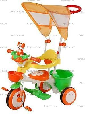 Велосипед «Мышонок», оранжевый, 403
