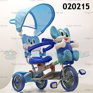 Велосипед «Мышонок», синий, 020215 СИН