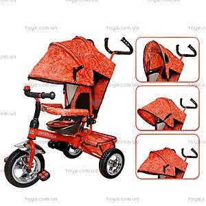 Велосипед Navigator Trike (Lexus) красный, 094-01