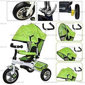 Велосипед Navigator Trike (Lexus) зеленый, 094-03