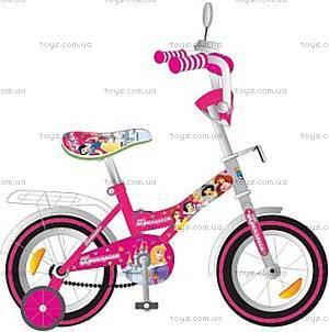 Велосипед «Принцесса», 2-х колесный, 101207