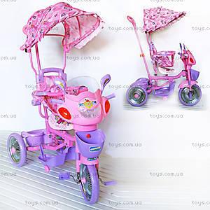 Велосипед «Принцесса», розовый, 207