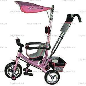 Велосипед Profi Trike модели EVA Foam для девочек, M0450-1