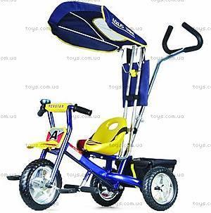 Велосипед прогулочный Lexus Trike, синий, QAT-T024 СИН