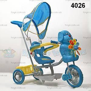 Велосипед «Пёсик», 4026
