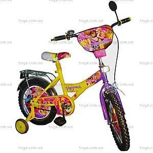 Велосипед «Рапунцель», 16 дюймов , 121614
