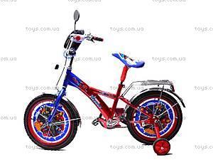 Велосипед  «Супергерои» 16 дюймов, 101606
