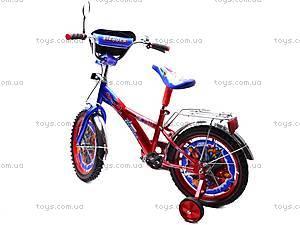 Велосипед  «Супергерои» 16 дюймов, 101606, фото