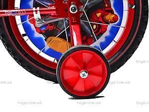 Велосипед  «Супергерои» 16 дюймов, 101606, отзывы