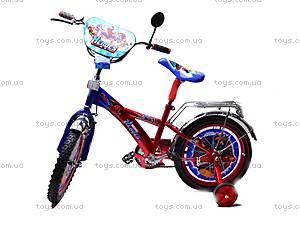 Велосипед  «Супергерои» 16 дюймов, 101606, цена