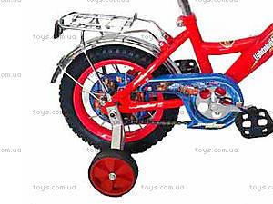 Велосипед «Тачки», красно-черный, 16C RED-BLACK, купить