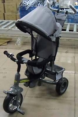Велосипед трехколесный детский Grey, BT-CT-0005 DA
