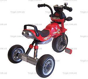 Велосипед трехколесный детский, красный, Т300 R/S, купить