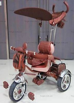 Велосипед трехколесный детский «Lexus Trike», KR-01 ШОК