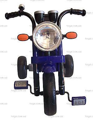 Велосипед трехколесный детский, синий, Т300 B/S