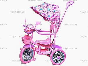 Велосипед трехколесный для детей, CT-117A7
