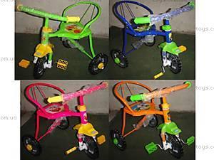 Велосипед трехколесный для малышей, BT-007CP