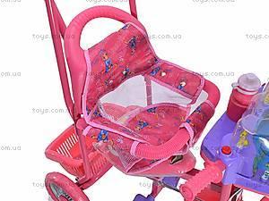 Велосипед трехколесный, колясочного типа, CT-117A1, детские игрушки