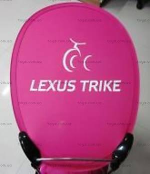 Велосипед трехколесный «Lexus Trike», KR-01 РОЗ, купить