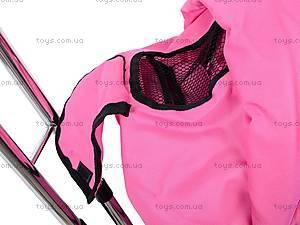 Велосипед трехколесный, розовый, XG18919-T16-4, toys.com.ua