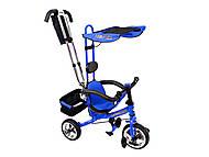 Велосипед трехколесный, синий, XG18919-T12-2