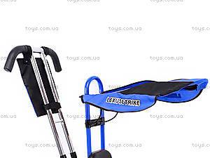Велосипед трехколесный, синий, XG18919-T12-2, купить