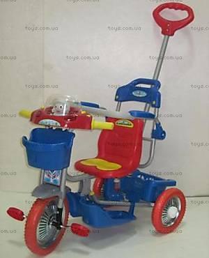 Велосипед Trike, красный, 2010