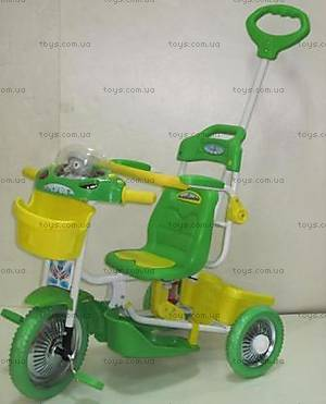 Велосипед Trike, зеленый, 2010
