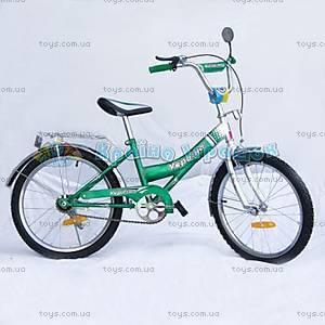 Велосипед «Украина», 20 дюймов, зеленый, 102008