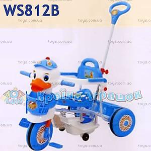 Велосипед «Утенок», синий, WS812B