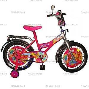Велосипед «Винкс», 18 дюймов, 121819