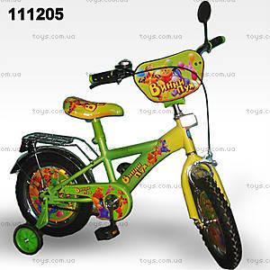 Велосипед «Винни Пух», 12 дюймов, 111205