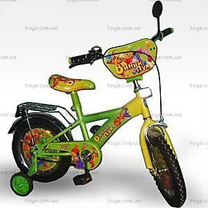Велосипед «Винни Пух», 14 дюймов, 111405