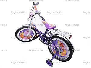 Велосипед Winx, 18W PURPLE-WH