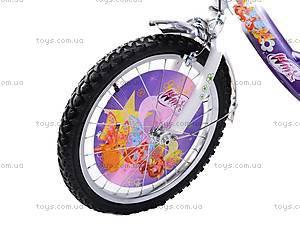 Велосипед Winx, 18W PURPLE-WH, отзывы