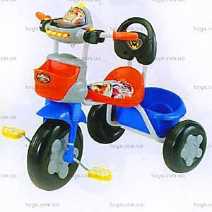 Велосипед X-Rider, синий, 900-15