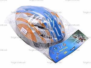 Велосипедный шлем, с вентиляцией, 10-291, купить