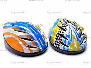 Велосипедный шлем, с вентиляцией, 10-291