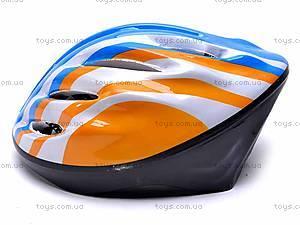 Велосипедный шлем, с вентиляцией, 10-291, фото