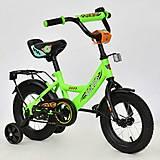 """Велосипед 12"""" дюймов 2-х колёсный CORSO (СОБРАННЫЙ НА 75%), С12060"""