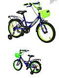 """Велосипед двухколесный 16 дюймов  """"CORSO"""" , G-16020"""