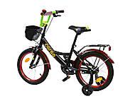 """Велосипед 16 дюймов  """"CORSO"""" с ручным тормозом, G-16496, отзывы"""