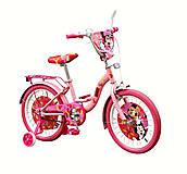 "Детский велосипед ""Минни Маус"" 2-х колес 18 дюймов, 191804, фото"