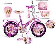 Велосипед 2-х колесный 20'' «Барби», 182014, отзывы