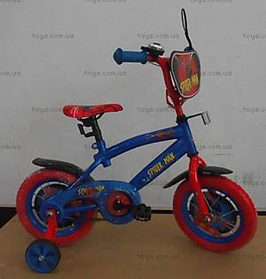 Велосипед 2-х колесный Spider Man, 141209
